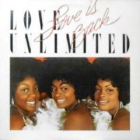 LP / LOVE UNLIMITED / LOVE IS BACK