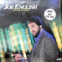 LP / JOE ENGLISH / LIGHTS IN THE WORLD