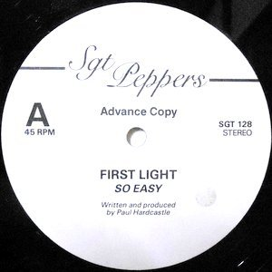 12 / FIRST LIGHT / SO EASY / NO WAY OUT