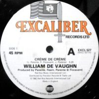 12 / WILLIAM DEVAUGHN / CREME DE CREME