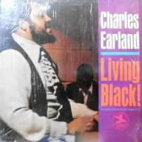 LP / CHARLES EARLAND / LIVING BLACK!
