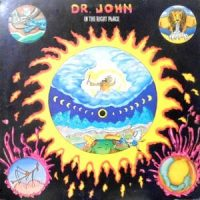 LP / DR. JOHN / IN THE RIGHT PLACE
