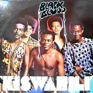 LP / BLACK BLOOD / KISWAHILI