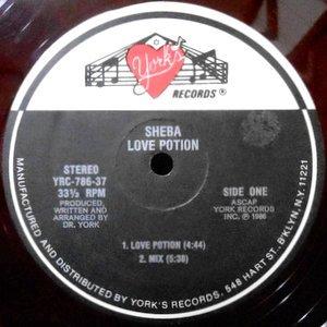 12 / SHEBA / LOVE POTION