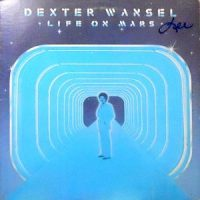 LP / DEXTER WANSEL / LIFE ON MARS