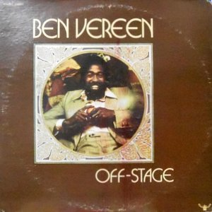 LP / BEN VEREEN / OFF-STAGE