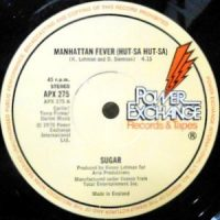 12 / SUGAR / MANHATTAN FEVER (HUT-SA HUT-SA)