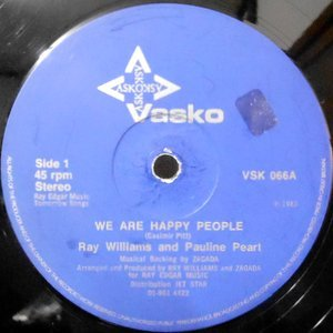12 / RAY WILLIAMS AND PAULINE PEART / WE ARE HAPPY PEOPLE