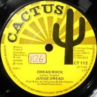 7 / JUDGE DREAD / DREAD ROCK / THIS LITTLE PIECE OF DINKLE