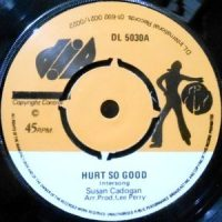 7 / SUSAN CADOGAN / HURT SO GOOD / LOVING IS GOOD