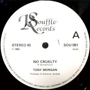12 / TONY MORGAN / NO CRUELTY / AFRIKKA
