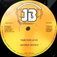 12 / GEORGE NOOKS / TIME FOR LOVE / MY HEART IS GONE