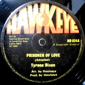 12 / TYRONE DIXON / PRISONER OF LOVE