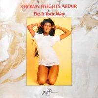 LP / CROWN HEIGHTS AFFAIR / DO IT YOUR WAY