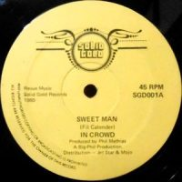 12 / IN CROWD / SWEET MAN / IN MY ARMS / WEEP LITTLE GIRL