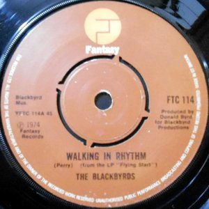 7 / THE BLACKBYRDS / WALKING IN THE RHYTHM / THE BABY