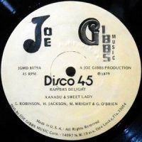 12 / XANADU & SWEET LADY / RAPPERS DELIGHT / ROCKERS CHOICE