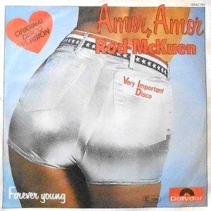 7 / ROD MCKUEN / AMOR, AMOR / FOREVER YOUNG