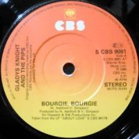 7 / GLADYS KNIGHT AND THE PIPS / BOURGIE, BOURGIE / GET THE LOVE