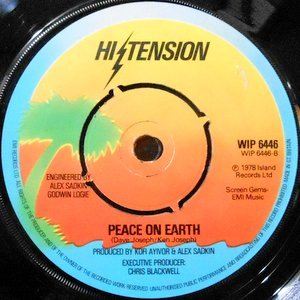 7 / HI-TENSION / BRITISH HUSTLE / PEACE ON EARTH