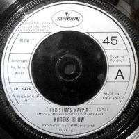 7 / KURTIS BLOW / CHRISTMAS RAPPIN'