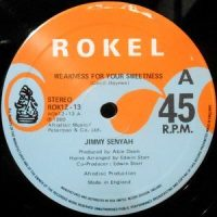 12 / JIMMY SENYAH / WEAKNESS FOR YOUR SWEETNESS