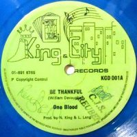12 / ONE BLOOD / BE THANKFUL / EBONY EYES