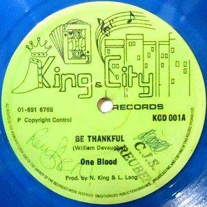 12 / ONE BLOOD / BE THANKFUL / EBONY EYES