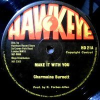 12 / CHARMAINE BURNETT / MAKE IT WITH YOU