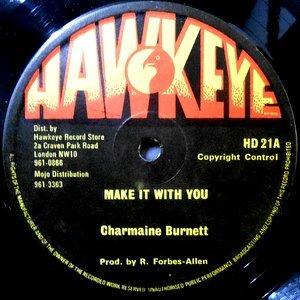 12 / CHARMAINE BURNETT / MAKE IT WITH YOU