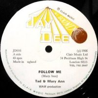 12 / TAD & MARY ANN / FOLLOW ME / EZUNGIZENG