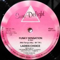 12 / LADIES CHOICE / FUNKY SENSATION