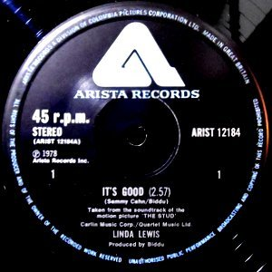 12 / LINDA LEWIS / IT'S GOOD