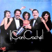 LP / LOUIE RAMIREZ RAY DE LA PAZ Y SU ORQUESTA / CON CACHE