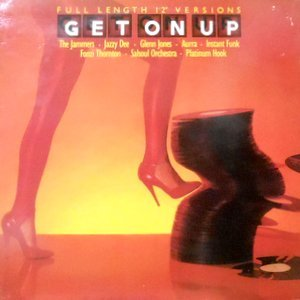 LP / V.A. / GET ON UP