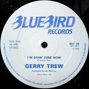 12 / GERRY TREW / I'M DOIN' FINE NOW