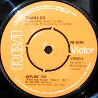 7 / TRADITION / MOVIN' ON / JAMAICA LAND IS ZION