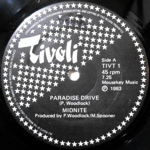 12 / MIDNITE / PARADISE DRIVE / DON'T COME EASY