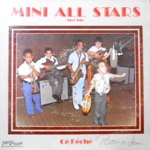 LP / MINI ALL STARS / FIRST TAKE CE PECHE
