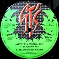 12 / ANETTE 'B' & CORPROL BILLY / BLACKSKIN BOY