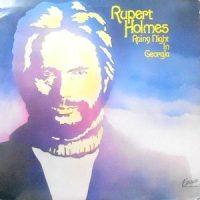 LP / RUPERT HOLMES / RAINY NIGHT IN GEORGIA