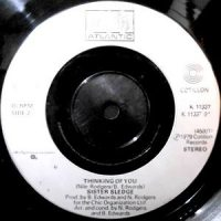7 / SISTER SLEDGE / THINKING OF YOU / LOST IN MUSIC