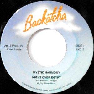 7 / MYSTIC HARMONY / NIGHT OVER EGYPT / INDEPENDENT LADY