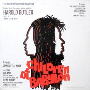 LP / O.S.T. (HAROLD BUTLER) / CHILDREN OF BABYLON