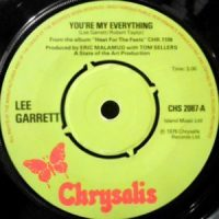7 / LEE GARRETT / YOU'RE MY EVERYTHING / LOVE ENOUGH FOR TWO