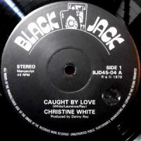 12 / CHRISTINE WHITE / CAUGHT BY LOVE