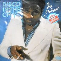 LP / JO BISSO / DISCO INTHE CITY