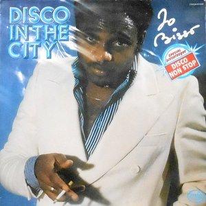 LP / JO BISSO / DISCO INTHE CITY