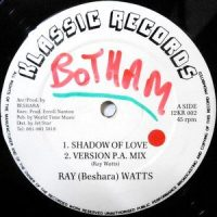 12 / RAY (BESHARA) WATTS / BESHARA / SHADOW OF LOVE / MEN CRY TOO (92)