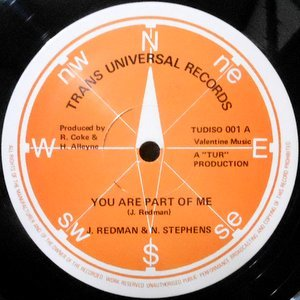 12 / J. REDMAN & N. STEPHENS / YOU ARE PART OF ME / FOR THE GOOD TIME